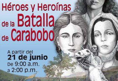 Cartel Batalla de Carabobo