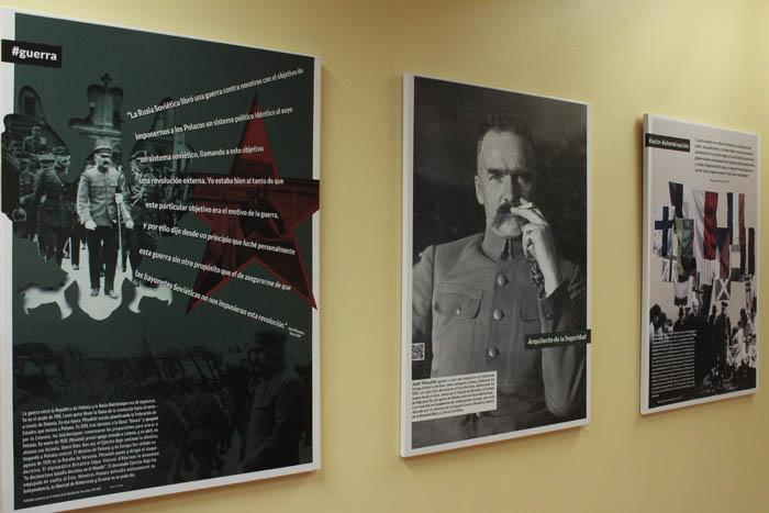 Exposición Jósef Pilsudski