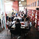 Se sigue homenajeando a Eduardo Galeno en la Biblioteca Nacional