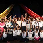 Hidrocapital celebró XVII Encuentro de saberes culturales con gran concierto infantil
