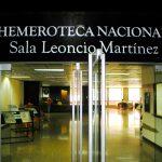 Hemeroteca Nacional prepara un catálogo sobre sus colecciones para celebrar 30 años de servicio en el Foro Libertador