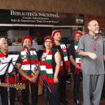 Ignacio Barreto: La Biblioteca Nacional es un espacio de cultura para la vida y la paz