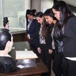 Con visitas guiadas el pueblo lector conoce la Biblioteca Nacional