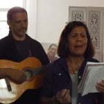 Se conmemoraron 162 años de la siembra de Manuela Sáenz