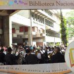 Biblioteca Nacional de Venezuela se viste de gala