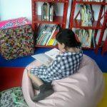 La Biblioteca y su Gente: El espacio íntimo para la lectura