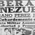 Niñas y niños del estado Falcón recibieron charla del derrocamiento de la dictadura de Pérez Jiménez