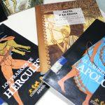 ¡Por Heracles! Un sendero de mitos lleva a la sala Mamá Rosa