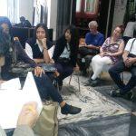 En la Biblioteca Simón Rodríguez se impulsan a los nuevos poetas