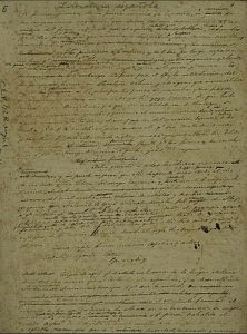 5-Manuscrito-original-sobre-literatura-española