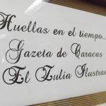 210 años de La Gazeta de Caracas y 130 de El Zulia Ilustrado fueron conmemorados en la Biblioteca Nacional