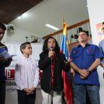 """Ministra Alejandrina Reyes: """"Las bibliotecas son espacios sagrados para la comunidad"""""""