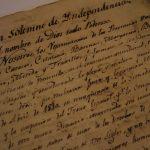 BN realizó proceso de tratamiento y restauración al Libro de Actas del Supremo Congreso de 1811