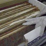 El Archivo Central de la Biblioteca Nacional preserva la documentación oficial de la institución