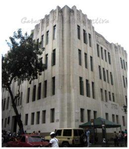 Biblioteca Metropolitana hoy