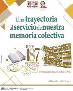Años de servicio 187 aniversario