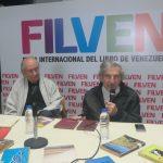 """Luis Alberto Crespo y Gustavo Pereira compartieron su pasión por la poesía en la BPC """"Simón Rodríguez"""""""
