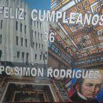 Biblioteca Pública Central Simón Rodríguez celebra 36 años junto al pueblo