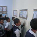 """Inspirados en la """"La Edad de Oro"""", niñas y niños de Caracas dibujaron a Martí"""