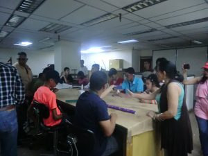 Taller de tacos con personas con discapacidad