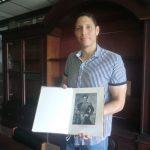 Con muestra bibliográfica y un conversatorio se conmemoraron 225 años del natalicio de Antonio José de Sucre