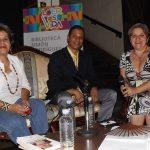 Maghida Acosta y Alberto Yépez conversaron sobre la ruta de los recursos de información