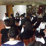 En la Biblioteca Nacional se conmemoraron 209 años del natalicio de Juan Vicente González