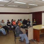 En Biblioteca Nacional se impartió taller sobre semblanzas