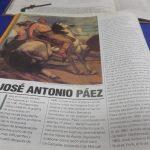 La heroica gesta de José Antonio Páez fue estudiada en Biblioteca Nacional