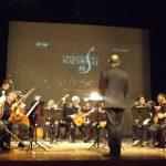 Con un extraordinario concierto, la Orquesta Típica Nacional festejó su 66° aniversario y los 186° años de la Biblioteca Nacional