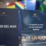 Presentado el libro »Yo quiero un mar para Bolivia» en Biblioteca Nacional