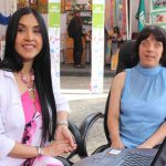 """Adriana Rodríguez: """"La discapacidad visual no es una limitante para acceder a la lectura"""""""