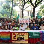 Movimientos sociales lanzan Plataforma Popular Constituyente