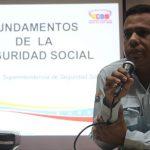 Trabajadores bibliotecarios recibieron charla sobre seguridad social