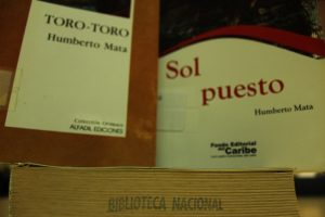 Humberto Mata y Biblioteca Ayacucho5