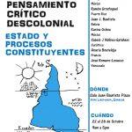 Biblioteca Nacional abre sus puertas a la III Escuela de Pensamiento Crítico Descolonial