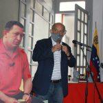 """""""El paradigma de Chávez. Récords y retos"""" se presentó en la Casa de Nuestra América José Martí"""