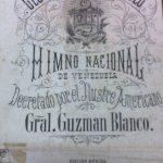 La Biblioteca y su Gente: 137 años del Himno Nacional
