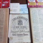 Canciones patrióticas, génesis de nuestro Himno Nacional se preservan en la Biblioteca Nacional