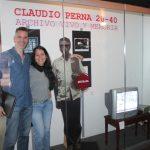 """Claudio Perna: """"A la vanguardia de la vanguardia"""""""