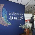 """Biblioteca Nacional instaló exposición documental """"Entre páginas y letras, 40 años"""""""