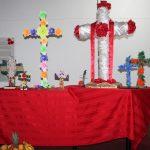 En la Biblioteca Nacional se realizó Velada de la Cruz de Mayo