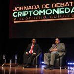 Ministerio de Cultura abre Jornada de Debate sobre la Criptomoneda y la Economía Cultural