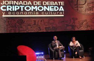 Jornada de Debate Criptomoneda y Economia Cultural25