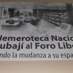 Hemeroteca Nacional Leoncio Martínez celebra 30 años de servicio en el Foro Libertador