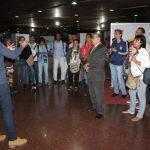 Trabajadores de PDVAL visitaron exposición Constituyente: Poderes creadores del pueblo