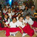 Más de 700 niñas y niñoshan visitado el Pabellón Infantil durante la Filven 2018