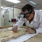 América Latina y el Caribe aprendices del Centro de Preservación y Conservación Documental