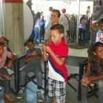 Biblioteca Nacional se unió a la celebración de los Reyes Magos