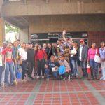 Bibliotecarios de Guárico conocieron los servicios de la Biblioteca Nacional